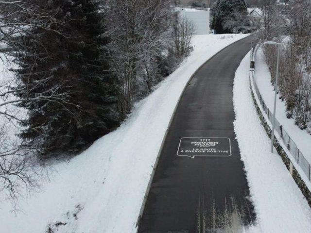 Dalla Francia in arrivo l'asfalto che non congela